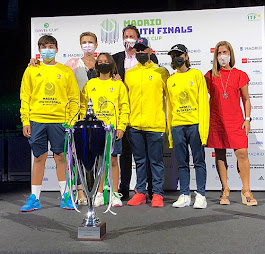 Tenis Aranjuez Copa Davis