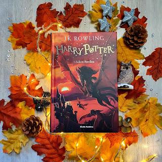 J. K. Rowling - Harry Potter i Zakon Feniksa