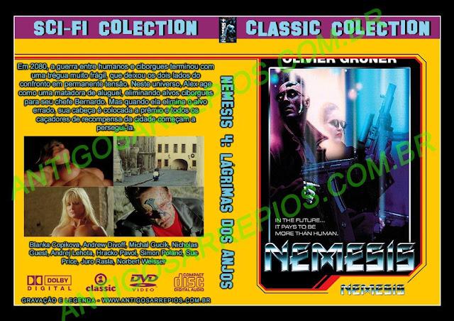 Nemesis 4 - Death Angel (1996)