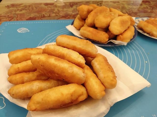 Αφράτα Ποντιακά Πιροσκί με πατάτα