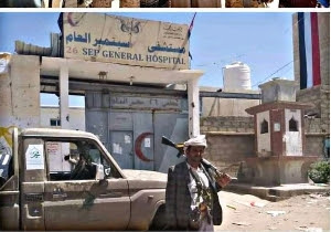 مليشيا الحوثي تسيطر على سوق الجوبة جنوب #مأرب