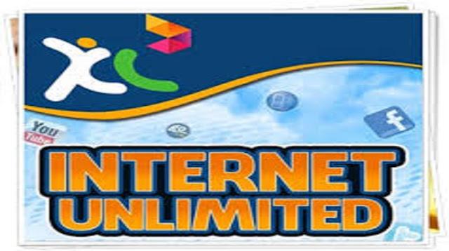 Cara Daftar Paket Internet XL Unlimited
