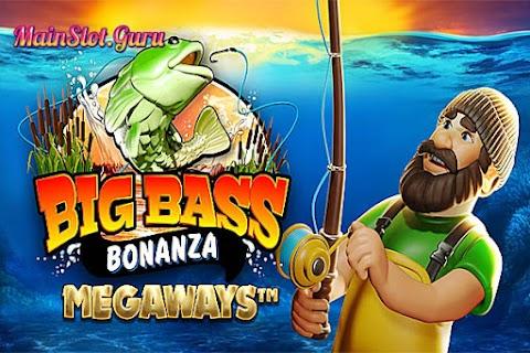 Main Gratis Slot Big Bass Bonanza Megaways (Pragmatic Play) | 96.70% Slot RTP