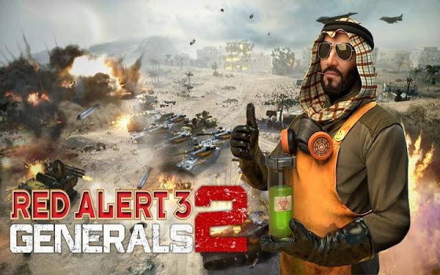Red Alert 3 Generals 2