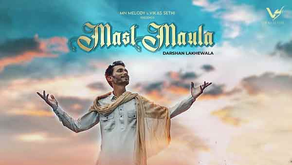 darshan lakhewal mast maula lyrics genius