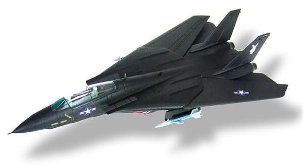 aviones de combate F-14A Tomcat