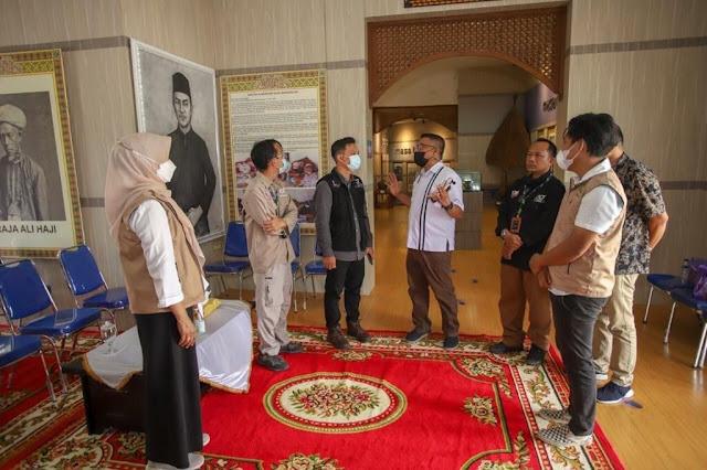 Peringati Hari Museum Nasional, Disbudpar Batam Salurkan 200 Paket Sembako Untuk Anak Yatim