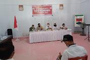 Rakor Kecamatan, Kadis PMD Tekankan Capaian Target Vaksinasi C19