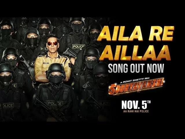 Aila Re Aillaa Lyrics - Akshay, Ajay, Ranveer, Katrina, Rohit, Pritam