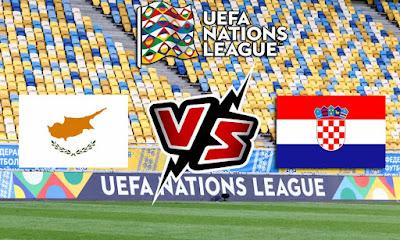 قبرص و كرواتيا بث مباشر
