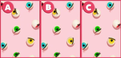 Can you see which picture is different?