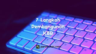 7 Langkah Pembangunan KBR