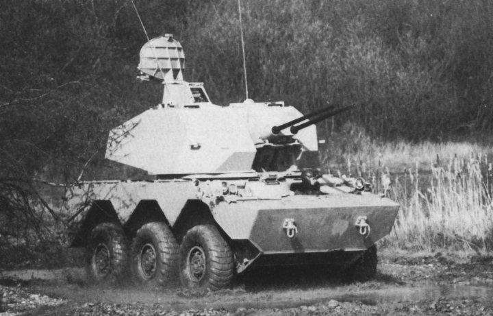 ЗСУ AMX-10RAA
