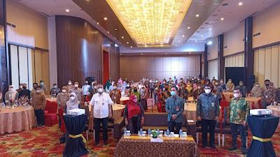 Sukses Kembangkan Sistem Pamsimas, Lima Kades Didaulat Jadi Narasumber Workshop Best Practice