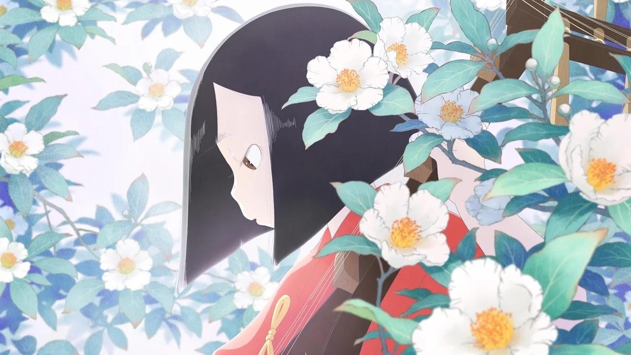 O Anime Heike Monogatari revelou um novo visual e confirmou que terá 11 episódios