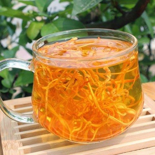 How do you make cordyceps tea? | Mushroom tea | Biobritte mushrooms