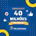 [ESPECIAL] O ESCPortugal alcançou a marca de 40 milhões de visitas. Obrigado!