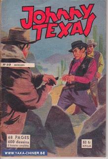 Johnny Texas, un Boy Courageux, 1960
