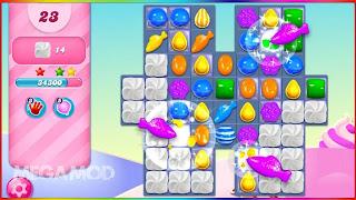 candy crush saga mod apk free shopping