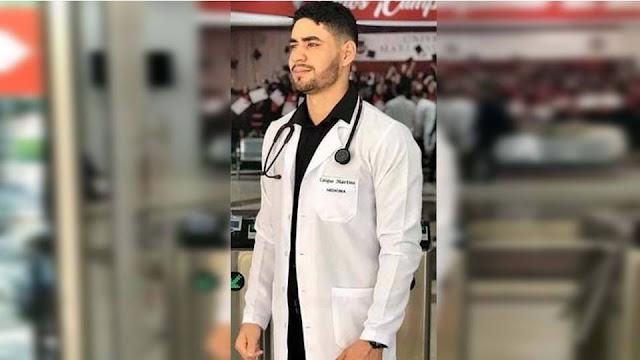 Região de Irecê: Estudante de Medicina é assassinado em Canarana e polícia procura autor do crime