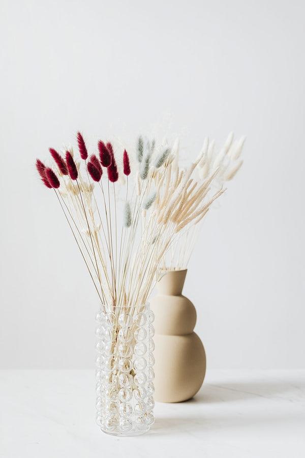 suszone kwiaty nowy trend