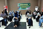 Koramil 0602-01/Kota Serang Sukseskan Vaksinasi Covid-19 bersama Indonesia Pasti Bisa
