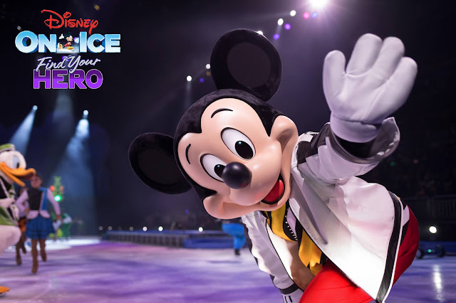 Disney On Ice Disco at Whitley Bay Ice Rink