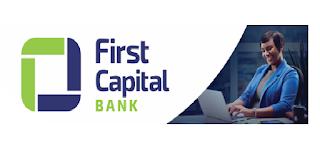 O Banco First Capital Bank, SA Oferece (02) Vagas De Emprego