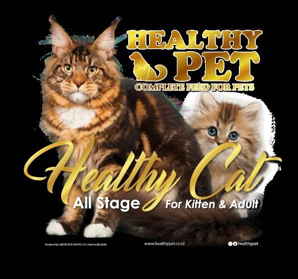 Review Makanan Kucing Merk Healthy Cat