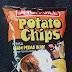 Wordless Wednesday: Potato Chips Perisa Asam Pedas Ikan