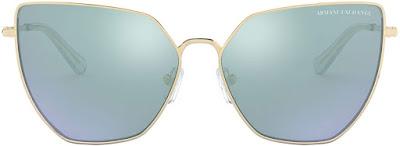 Beautiful Armani Cat Eye Sunglasses