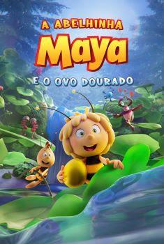A Abelhinha Maya e o Ovo Dourado poster
