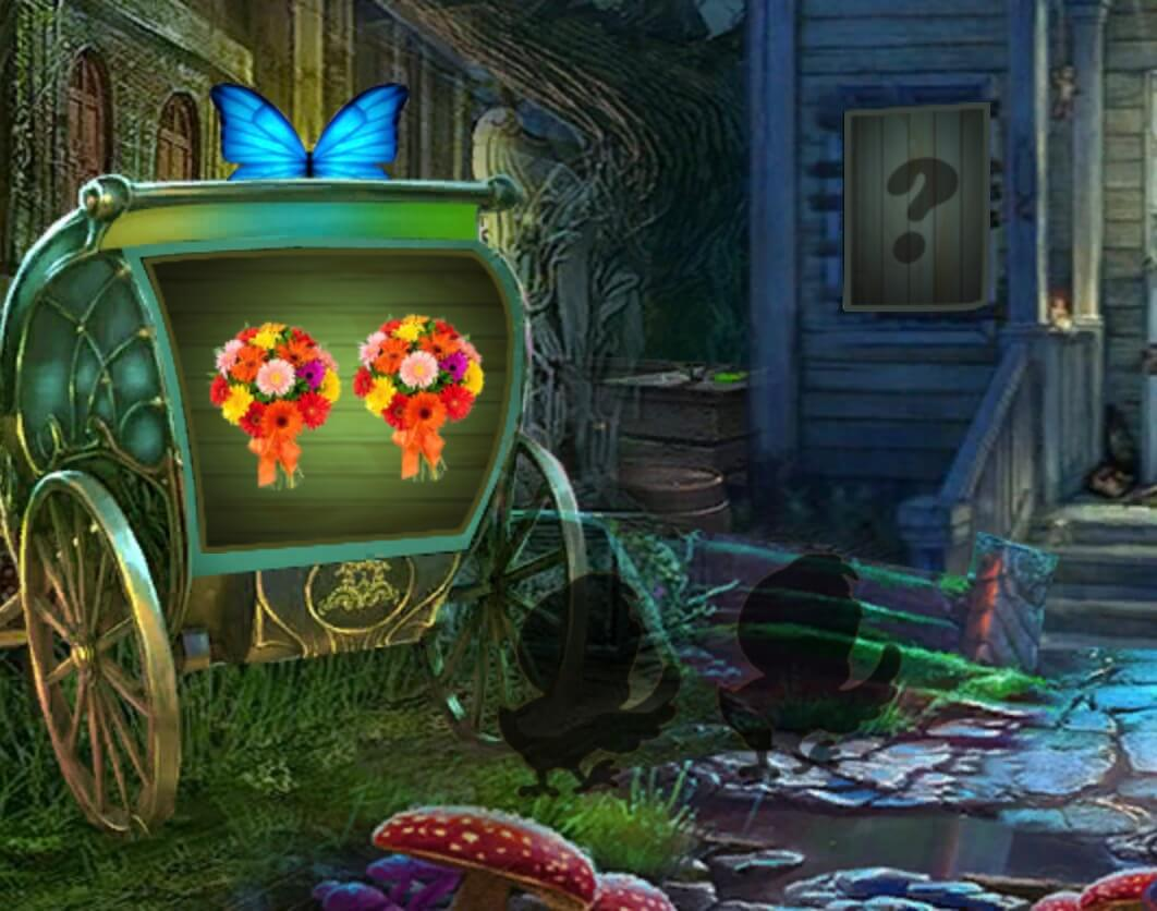 Play Games4King Funny Orange Papaya Escape