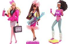 Ретро-барби в новом релизе: Barbie Rewind 80s Edition 2021