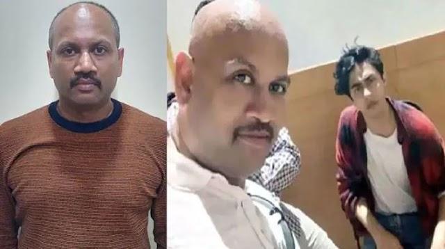 आर्यन खान drugs केस में गवाह केपी गोसावी गिरफ्तार