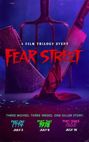 Fear Street Trilogy 2021 WEB-DL 1080p Latino Descargar