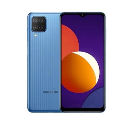 Screenshot Samsung Galaxy M12