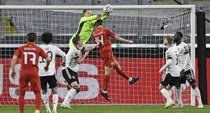 موعد مباراة المانيا ومقدونيا الشماليه في تصفيات كأس العالم