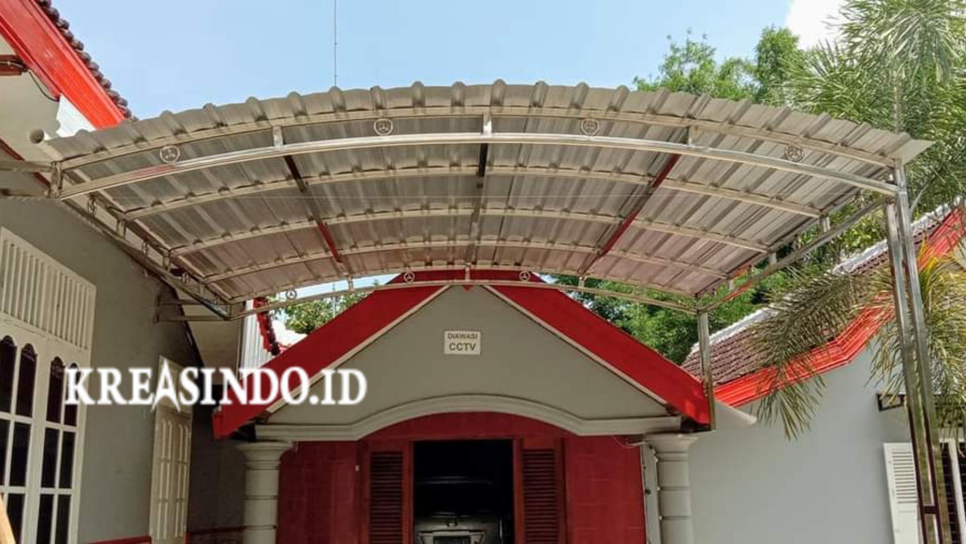 Mau Buat Canopy? Ini Dia Jasa Kanopi Stainless Atap Spandek Terbaik