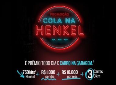 Cola na Henkel Promoção Loctite, Pritt e Cascola
