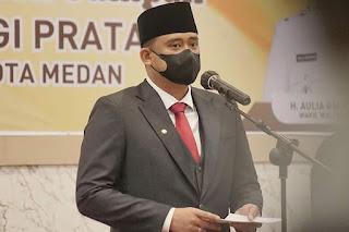 Wali Kota Medan Perintahkan Sikat Habis Pungli di Pasar