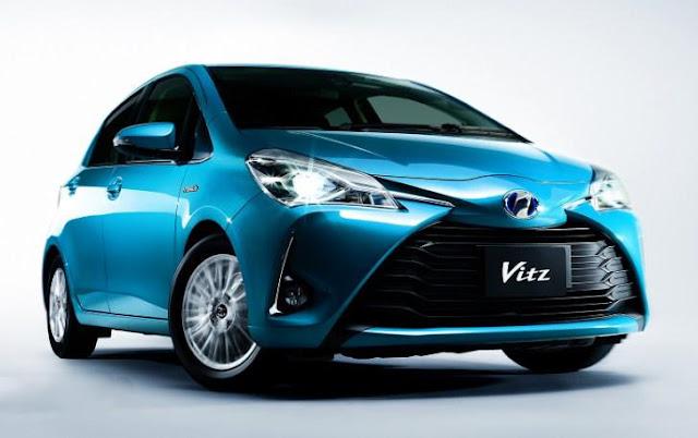 Toyota Vitz Price in Sri Lanka