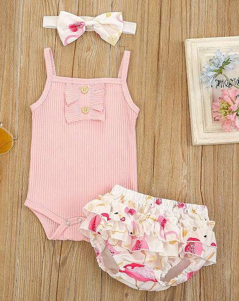 Cheap Cute Newborn Baby Girl Clothes