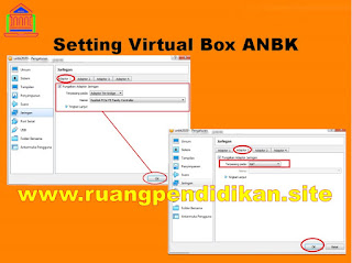 Setting Virtual Box