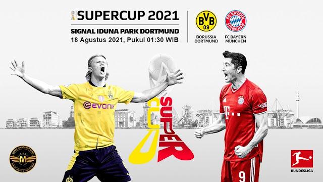 Prediksi Borussia Dortmund Vs Bayern Munchen