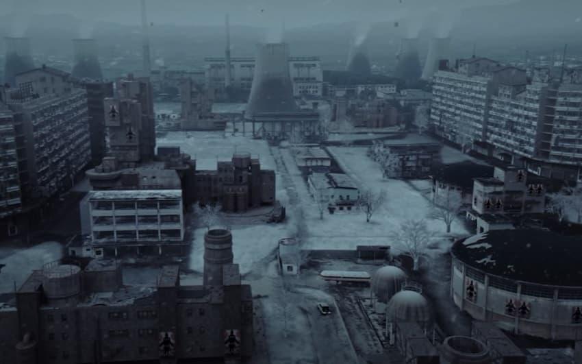 Короткометражка дня - Мрачная антиутопия Soulmate про получение гражданства