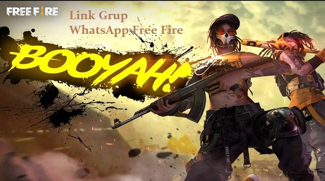 Link Grup WhatsApp Free Fire