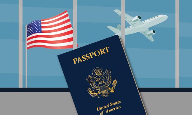 الولايات المتحدة ترفع حظر السفر عن الملقحين بالكامل   دخول أمريكا