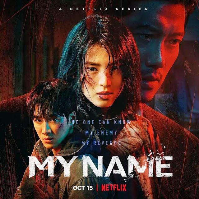 Nama Pemain My Name Drama Korea 2021