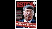 Ministro da Justiça pede investigação contra de revista Istoé por comparar Bolsonaro a Hitler